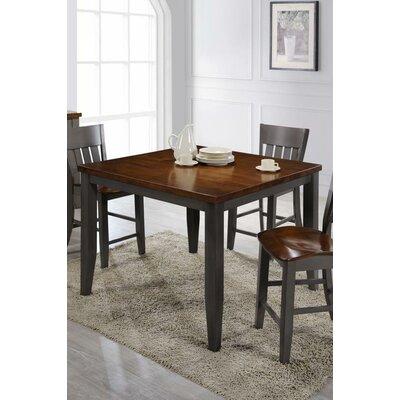 Adalard Gathering Dining Table Base Color: Gray