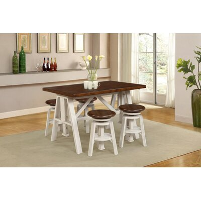 Adalbert 5 Piece Dining Set