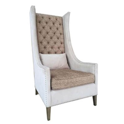 Lars Empress Wingback Chair
