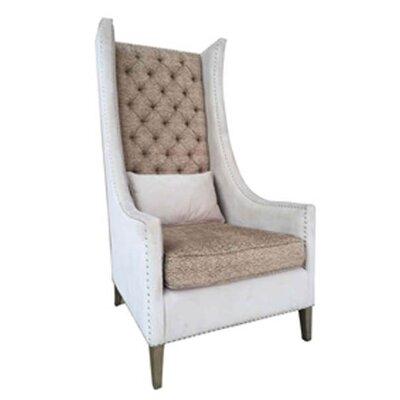 Lars Empress Wingback Chair