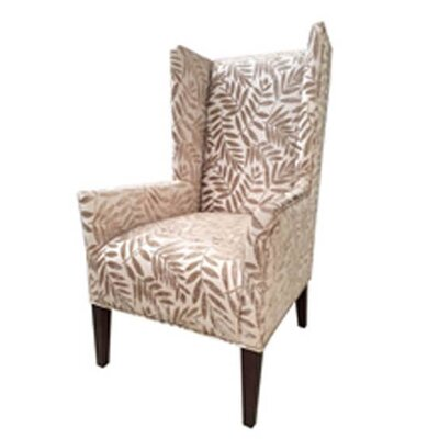 Adalheida Chenille Wingback Chair
