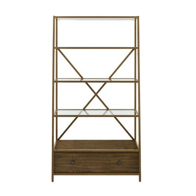 Selzer Pyramid Etagere Bookcase Product Picture 391