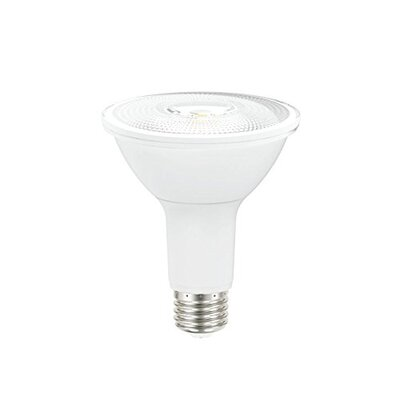 9W Frosted PAR30 E26 Light Bulb (Set of 6)