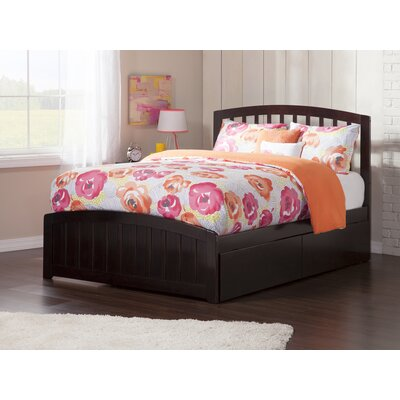 Dau Platform Bed Size: Full, Bed Frame Color: Espresso