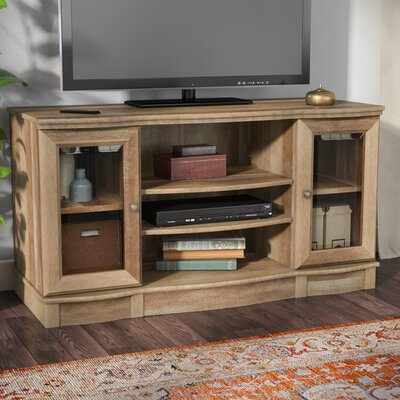 Bristol Woods 47 TV Stand Color: Craftsman Oak