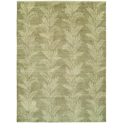 J�r�my Hand-Knotted Wool Beige Area Rug Rug Size: Rectangle 10 x 14