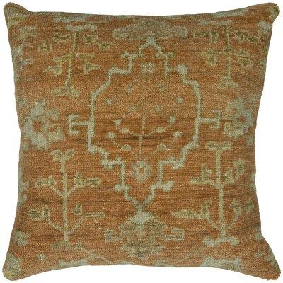 Greggs Wool Throw Pillow Size: 22 x 22