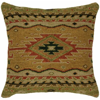 Tillison Wool Throw Pillow
