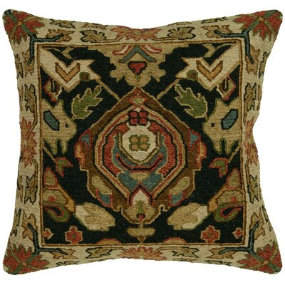 Jana Wool Throw Pillow