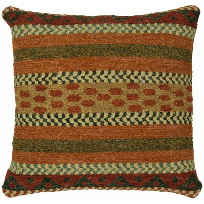 Edmond Wool Throw Pillow