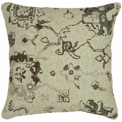 Heuser Wool Throw Pillow