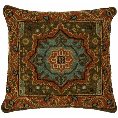 Ripinski Wool Throw Pillow