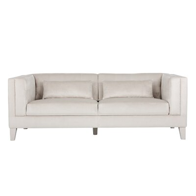 5West Sofa Upholstery: Champagne