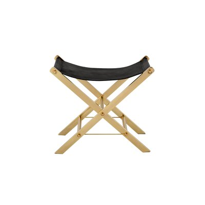 Moncasa Ryder 26 Bar Stool Upholstery: Black