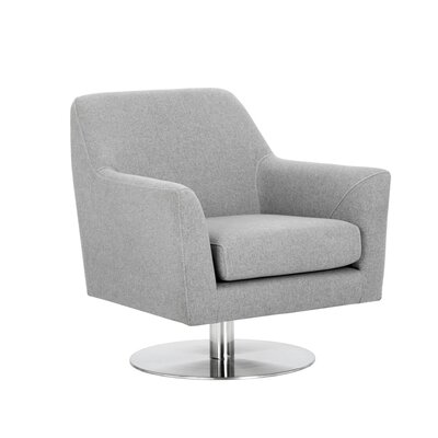 Club Doris Swivel Club Chair