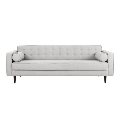 5West Sofa Upholstery: Light Gray