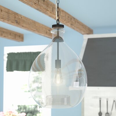 Ganley Modern 1-Light Mini Pendant