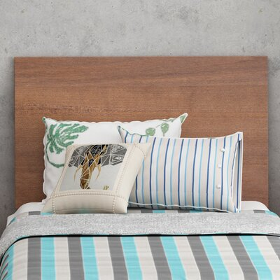 Weinstock Panel Headboard Size: Twin