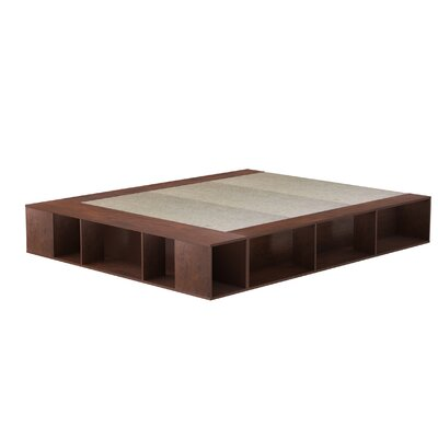 Sherlene Platform Bed Size: Full/Queen