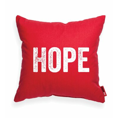 Pettis Hope Throw Pillow
