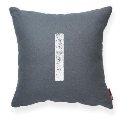 Dolton Letter L Throw Pillow