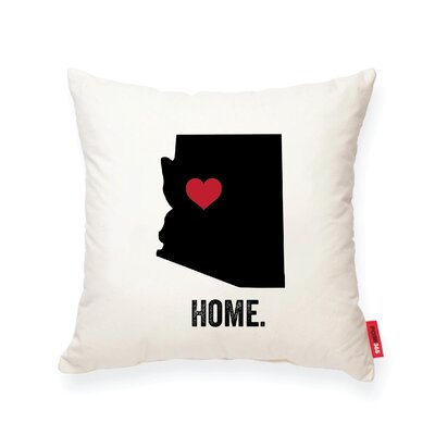 Pettry Arizona Cotton Throw Pillow