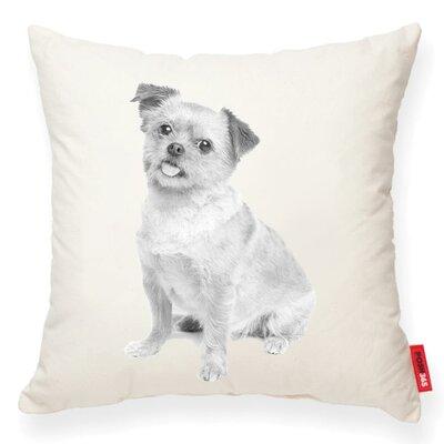 Gaddis Cotton Throw Pillow