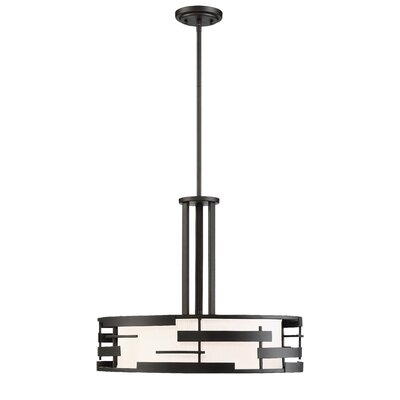 Neven 3-Light Drum Pendant