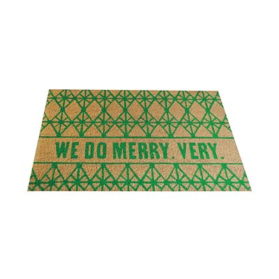 We Do Merry Very Doormat