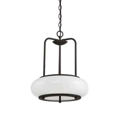 Cassel 3-Light Drum Pendant