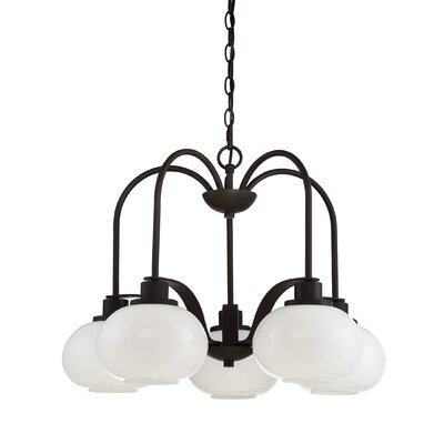 Cassel 5-Light Mini Chandelier