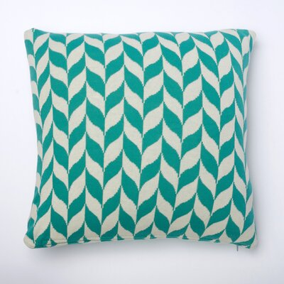 Holden Cotton Throw Pillow Size: 18 x 18