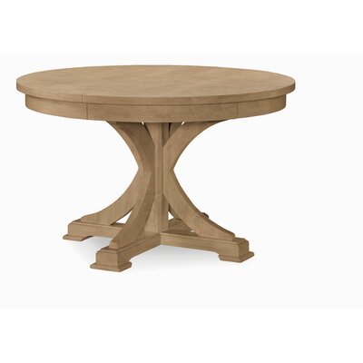 Pedestal Dining Table Color: Nutmeg