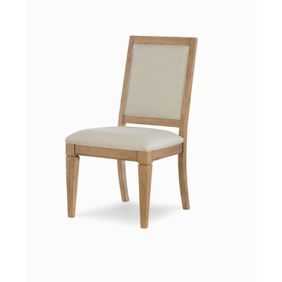 Upholstered Dining Chair Color: Nutmeg