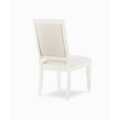 Upholstered Dining Chair Color: Sea Salt