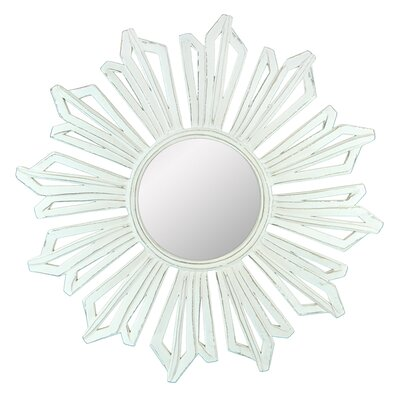Silver Sands MDF Accent Mirror ROHE7954 45101944