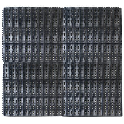 Anti-Fatigue Interlocking Rubber Utility Mat
