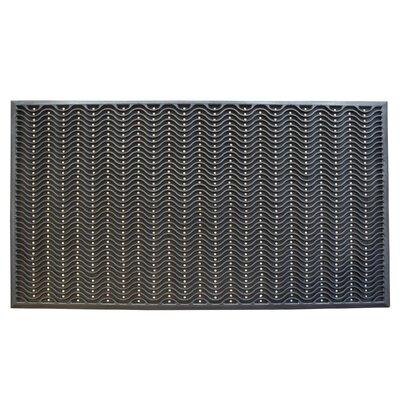 Rubber Scraper Utility Mat
