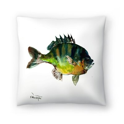 Perch 2 Throw Pillow Size: 14 x 14
