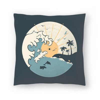 Ocnlp Throw Pillow Size: 16 x 16