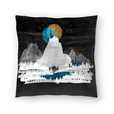 The Observatory Throw Pillow Size: 20 x 20