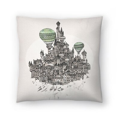 Fennel Throw Pillow Size: 18 x 18