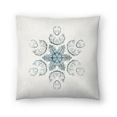 Drift 3 Throw Pillow Size: 16 x 16