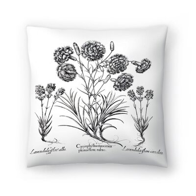 Besler 11 Throw Pillow Size: 20 x 20