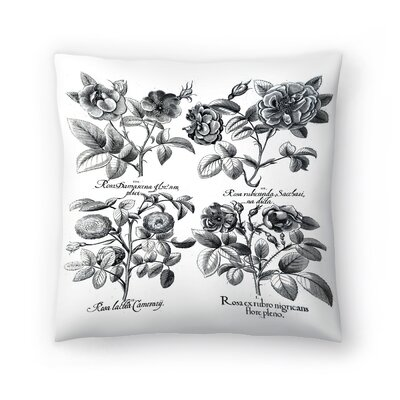 Besler 5 Throw Pillow Size: 20 x 20