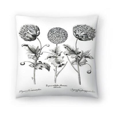 Besler 8 Throw Pillow Size: 14 x 14
