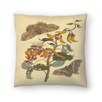 Bwm Throw Pillow Size: 20 x 20