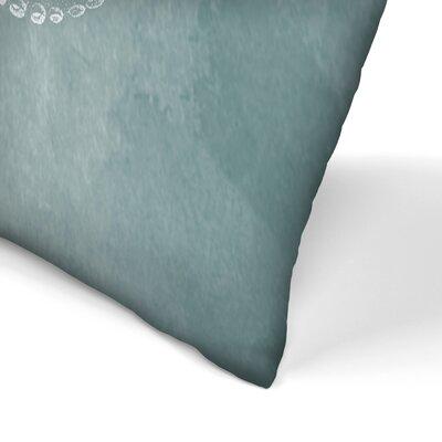 Octo Lumbar Pillow Size: 10 x 14, Color: Dark Sea Foam