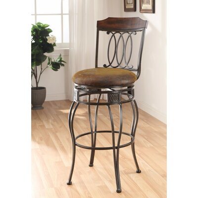 Barwick Swivel Bar Stool