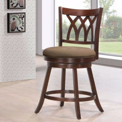 Forontenac Swivel Bar Stool